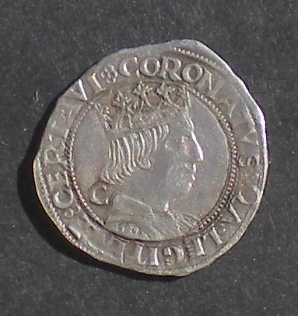 Coronato de Fernando I (1458-1494) de Nápoles [marca 'C'] DSCN3813