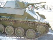 Советский легкий танк Т-70,  Музей битвы за Ленинград, Ленинградская обл. -70_-021