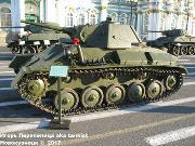 Советский легкий танк Т-70,  Музей битвы за Ленинград, Ленинградская обл. -70_-008