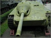 Немецкая 75-мм САУ Hetzer, Музей Войска Польского, г.Варшава, Польша Hetzer_Warszawa_004