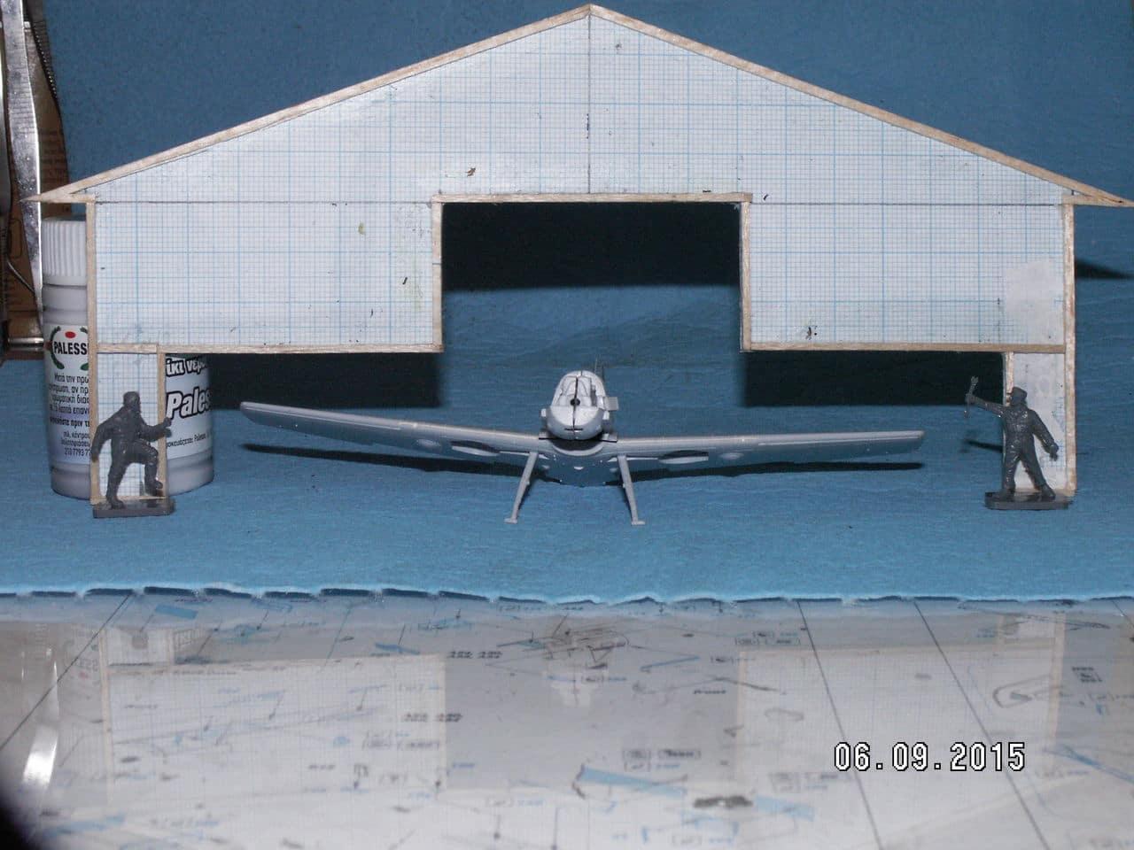 Messerschmitt Bf 109 E-3 / E-4 arfix PICT0085