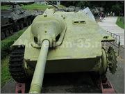 Немецкая 75-мм САУ Hetzer, Музей Войска Польского, г.Варшава, Польша Hetzer_Warszawa_005