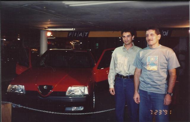 Auto Storiche in Brasile - FNM & Alfa Romeo - Pagina 4 Santos