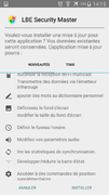 [APPLICATION ANDROID - LBE SECURITY MASTER FR] Gérez différentes permissions et plus [Gratuit] - (Topic 2) - Page 41 Screenshot_2017_01_06_14_15_18