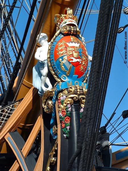 royal - I miei lavori terminati: Corazzata Bismarck, Soleil Royal, Victory. Ffsmc_HMS_Victory_022_1