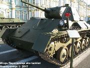 Советский легкий танк Т-70,  Музей битвы за Ленинград, Ленинградская обл. -70_-004