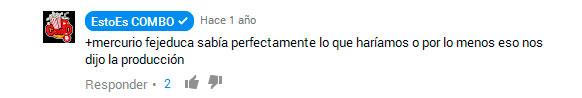 Youtubers de cine Estoescombo-mensaje2