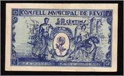 50 Céntimos Reus 1937 (Variedad Prim) Reus2