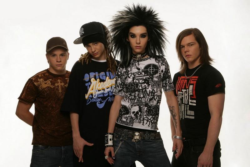 Tokio Hotel in Serbian hearts