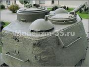 Советский средний танк Т-34-85, производства завода № 112,  Военно-исторический музей, София, Болгария 34_85_123