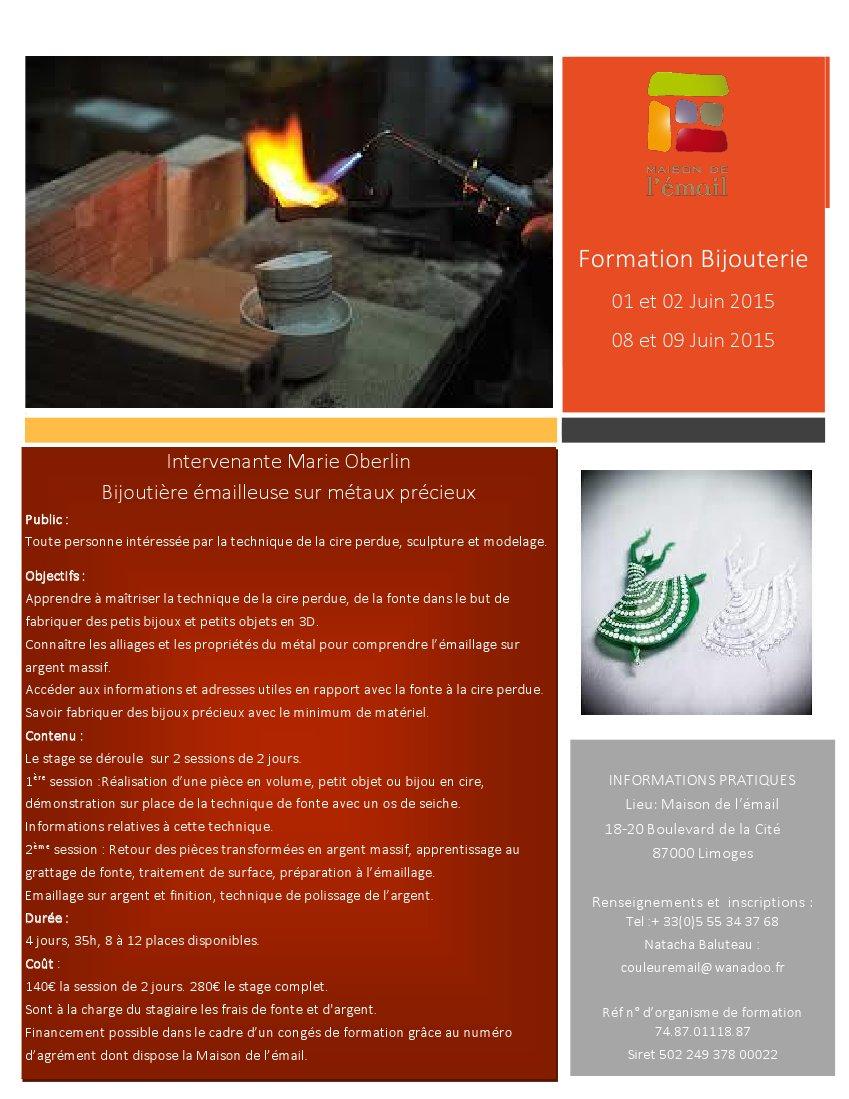 Formation bijouterie à la Maison de l'Email Formation_bijouterie_Marie_Oberlin