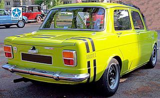 avvistamenti auto storiche - Pagina 38 Simca_1000_rallye_1977