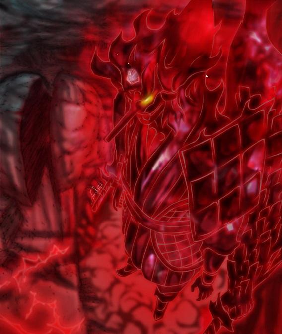 Eric Zarathos {Conditional Revival][Heavy WIP] Devil