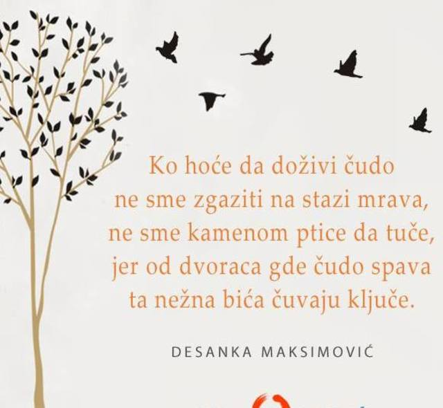 Devocija Desanka_maksimovic