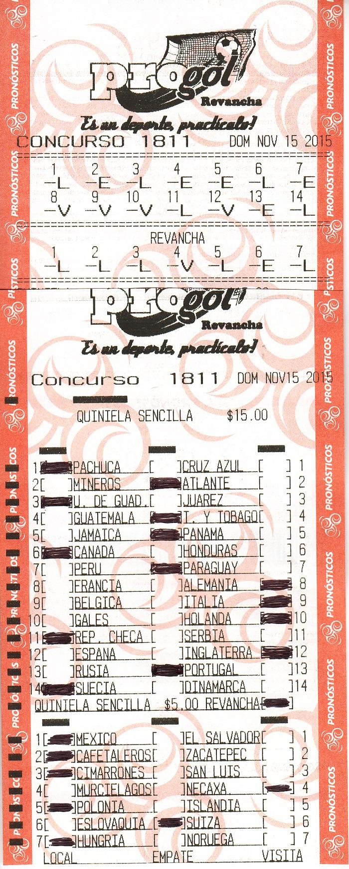 4ta: TEMPORADA DE QUINIELAS, ULTIMOS CARTUCHOS IMG