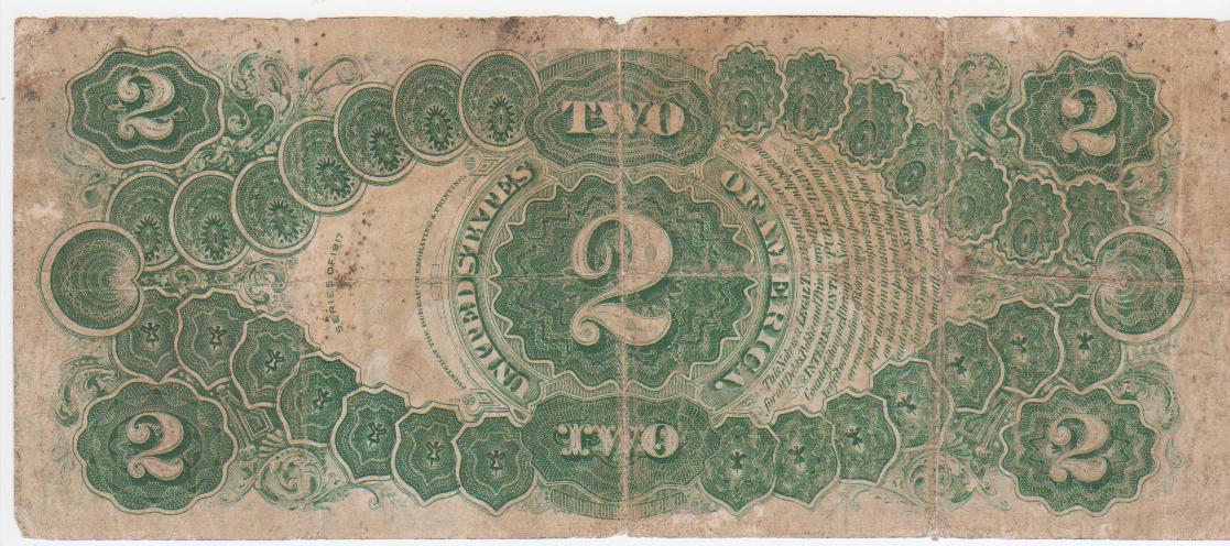 Billete de Dos dólares de 1917 EE_UU_2_dolares_1917_001