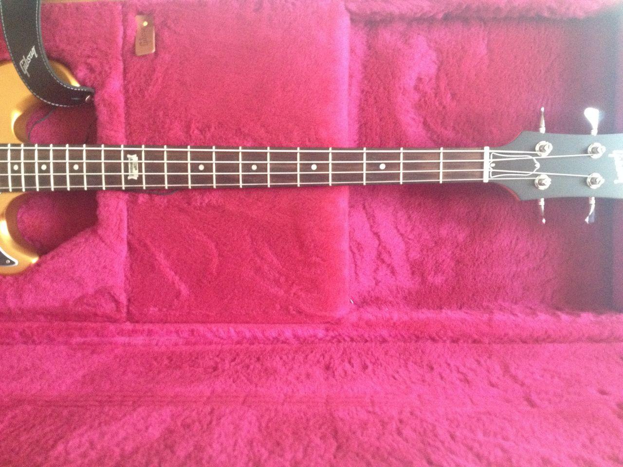 Review Baixo Gibson Eb14 4 cordas Escala