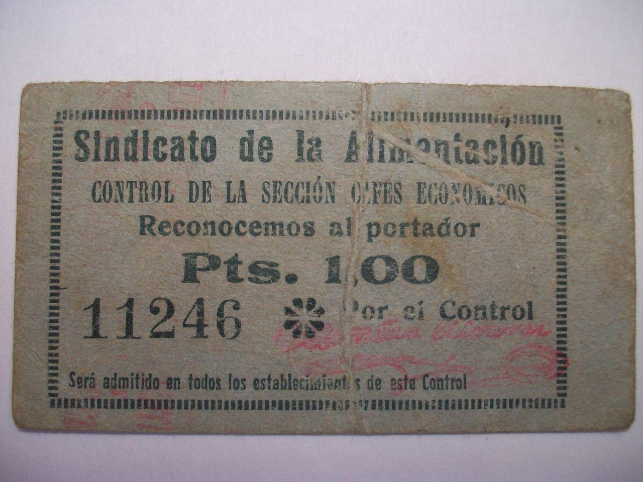 1 Pta. Sindicato de la alimentación de Gijón. Guerra Civil. 100_1581