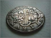 8 Reales 1588 Felipe II Real ingenio de Segovia  Image