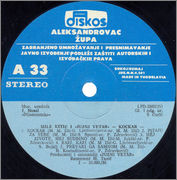 Mile Kitic - Diskografija 1986_va