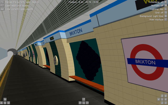 Revamp of the Victoria Line Fathead
