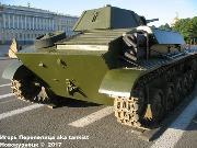 Советский легкий танк Т-70,  Музей битвы за Ленинград, Ленинградская обл. -70_-017