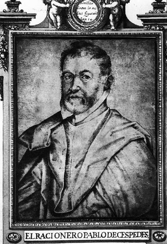 500 pesetas de 1878 Pablo de Céspedes (sus mil caras) Pablo_de_C_spedes_retrato