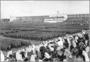 100000 Marcos Alemania 1923 (Billete de necesidad de la Compañía Bayer) Bundesarchiv_Bild_183_C12701_N_rnberg_Reichspa