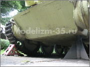 Немецкая 75-мм САУ Hetzer, Музей Войска Польского, г.Варшава, Польша Hetzer_Warszawa_023