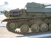 Советский легкий танк Т-70,  Музей битвы за Ленинград, Ленинградская обл. -70_-020