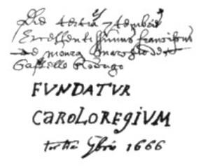 Jetón Fortificación de Charleroi. Año 1667. Bruselas. Carlos II. Dedicado a Sevix Otherpic001leg_1