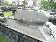 Советский средний танк Т-34-85, производства завода № 112,  Военно-исторический музей, София, Болгария 34_85_131