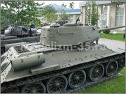 Советский средний танк Т-34-85, производства завода № 112,  Военно-исторический музей, София, Болгария 34_85_130