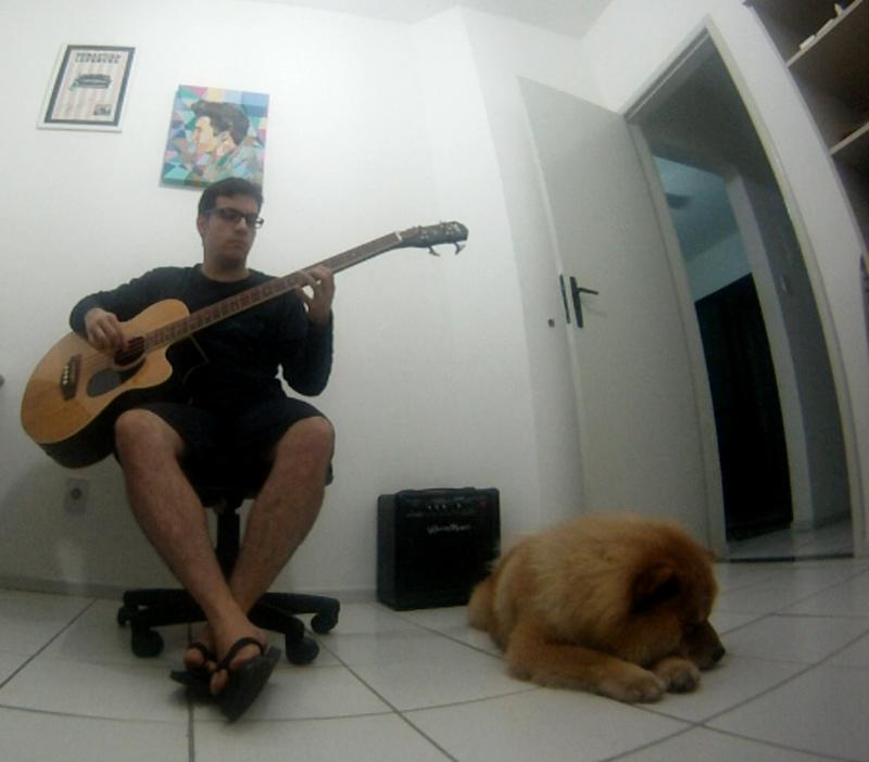Clube do Baixolão - Administrado pelo Cantão - Parte II. Bassplayer