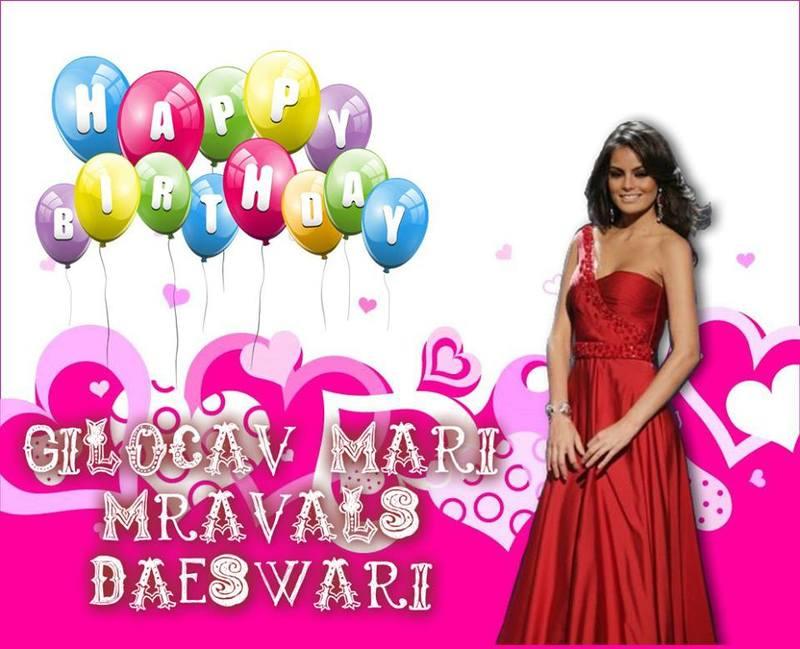 Happy Birthday Dear Mariam !!! So959