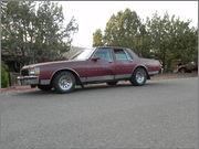 My 1990 383 Caprice Classic DSCN0716