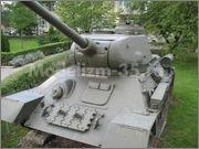 Советский средний танк Т-34-85,  Военно-исторический музей, София, Болгария 34_85_Sofia_068
