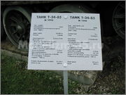 Советский средний танк Т-34-85,  Военно-исторический музей, София, Болгария 34_85_Sofia_000