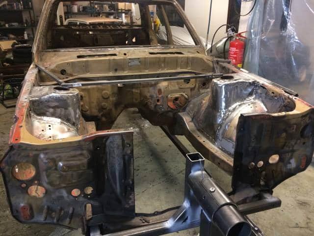 villle: Toyota Cressida x30  Keula1