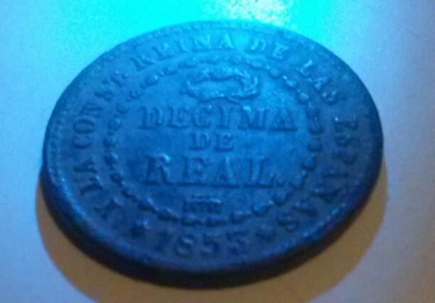 Décima de real de Isabel II 1853,reverso girado? CAM00261_1