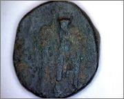 AE12 de Corinto (Pegaso y tridente). 428_5a