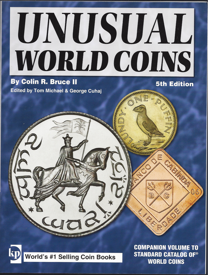 Unusual World Coins [5th Edition] 2008