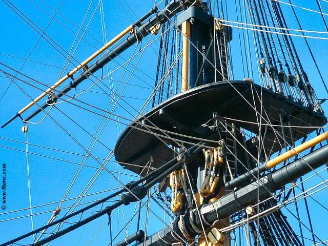 royal - I miei lavori terminati: Corazzata Bismarck, Soleil Royal, Victory. Ffsmc_HMS_Victory_063_1