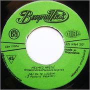 Mehmed Meho Hrstic - Diskografija 1972_za