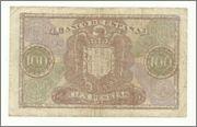 TENGO UNA PROPUESTA QUE HACER 100_pesetas_1940_Cristobal_Colon_rever