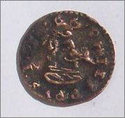 IIII maravedís Felipe IV. Trujillo. 1662 102_2117