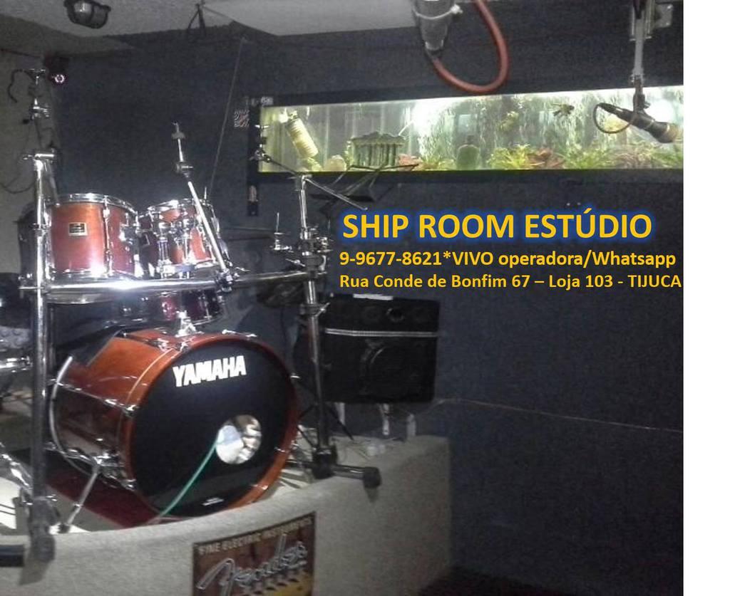 SHIP ROOM ESTÚDIO NA TIJUCA/ESTÚDIO DE ENSAIO NA TIJUCA  1498989_453787571437677_6047323162329254127_o