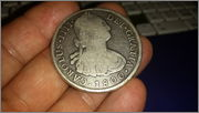 8  reales 1800 Carlos IV potosi - PP 20140721_220042