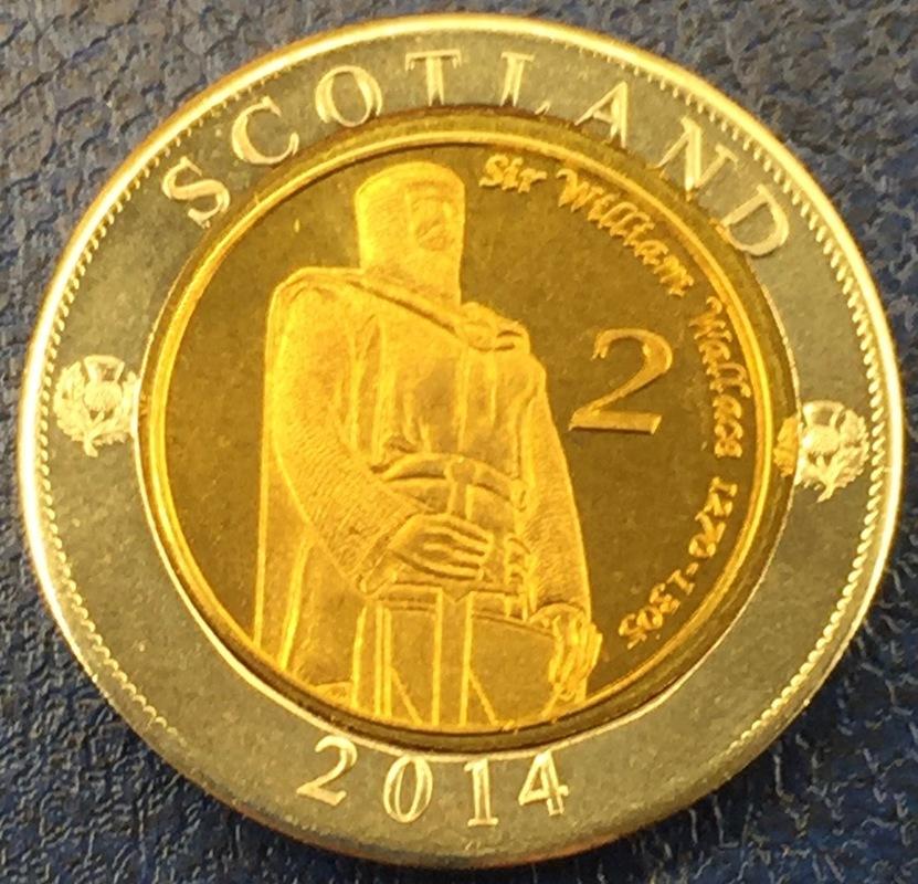 Monedas de lo que pudo ser una Escocia independiente IMG_4417