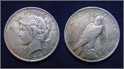 """1 Dollar """"Peace Dollar"""", EE.UU 1923 1_DOLLAR_EEUU_1923"""
